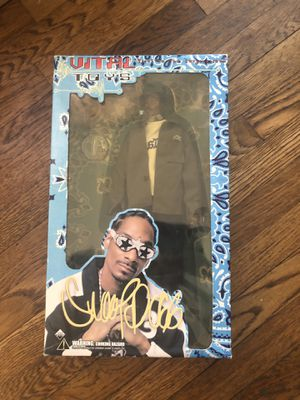 SNOOP DOGG COLLECTIBLE for Sale in Los Angeles, CA