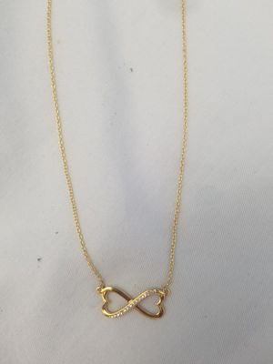 Gold Infinity necklace for Sale in Seal Beach, CA