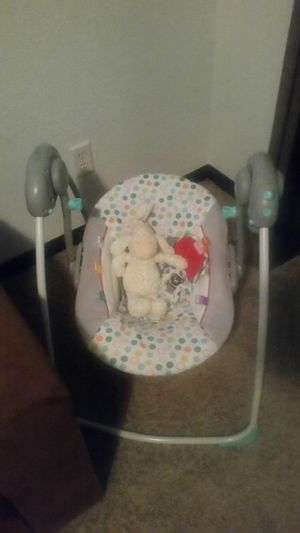 Baby swing for Sale in Le Mars, IA