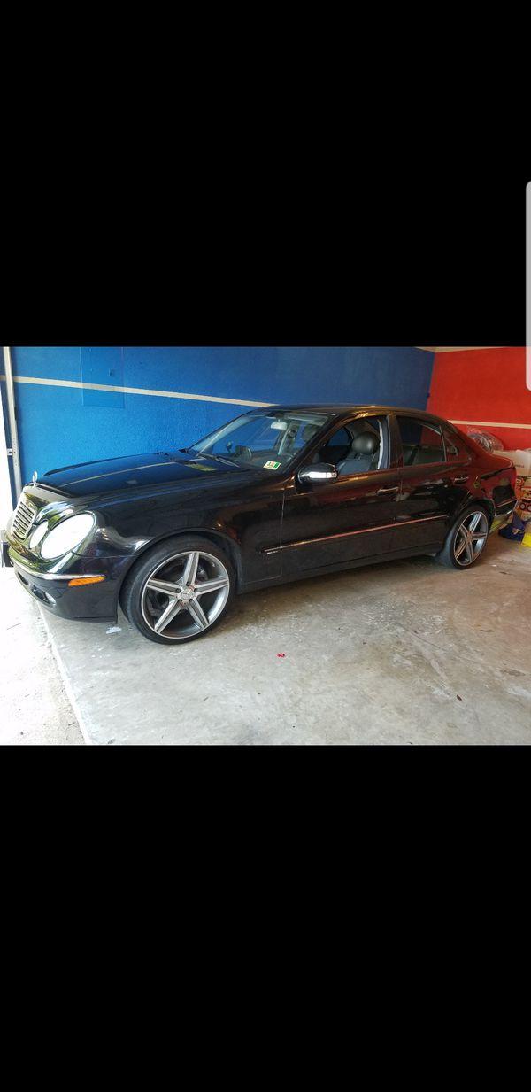 Benz wheels Amg 19 inch