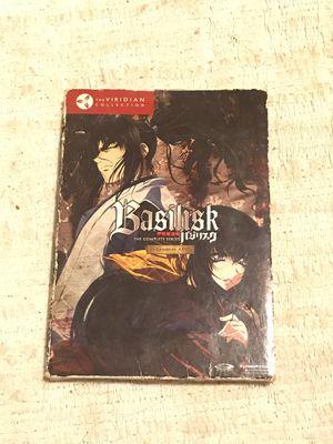 Basilisk anime complete series for Sale in Hayward, CA