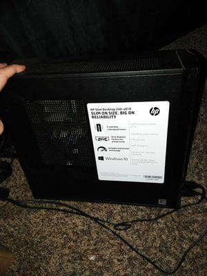 Hp windows 10 desktop computer for Sale in Hilliard, OH