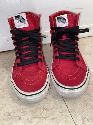 Vans high top sneakers size 7 for Sale in New York, NY