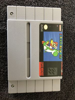 Super Mario World for Sale in San Diego, CA