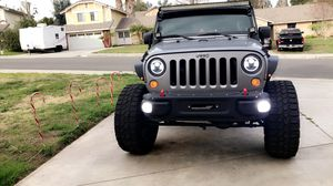 2014 Jeep Wrangler for Sale in Ontario, CA