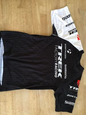 Trek Bontrager mountain bike cycling jersey - men's XS women's small/medium for Sale in San Diego, CA