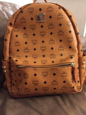 Mcm backpack for Sale in Carrollton, TX