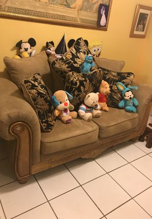 Couches chairs tables for Sale in Hialeah, FL