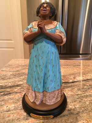 Mahalia Jackson Figurine for Sale in Tampa, FL
