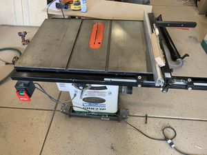 Grizzly table saw for Sale in Riverside, CA