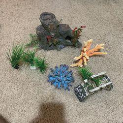 Fish Tank / Aquarium Decorations for Sale in Flower Mound,  TX