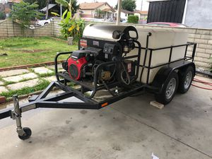 Pressure Washer w/Heater for Sale in Los Angeles, CA