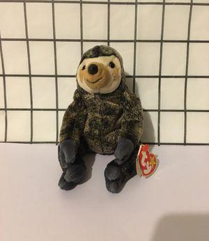 Ty beanie babies slowpoke 1999 90s toy for Sale in Morristown, TN