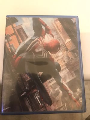Marvels Spider-Man PS4 for Sale in Monterey Park, CA