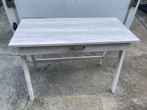 Drawing Desk New but has a scratch see 3rd pic for Sale in Pelzer, SC