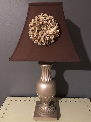 Set of 2 Table Lamps for Sale in Placentia, CA