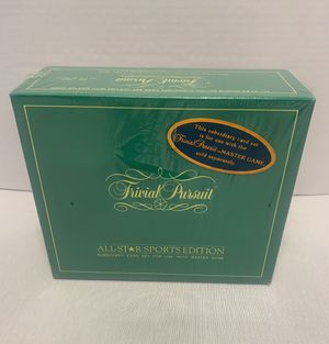 Trivial Pursuit All-Star Sports Edition for Sale in Boise, ID