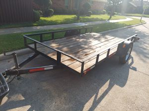 7x12 Utility Trailer for Sale in Garland, TX
