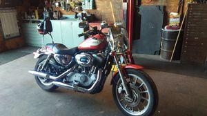 Harley Davidson 1200 Sportster for Sale in Lubbock, TX
