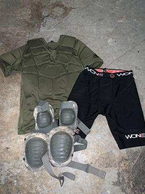BT padded shirt and WONE padded shorts for Sale in Miami, FL