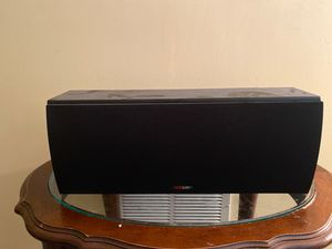 Polk Audio Model: Monitor CS1 Series II Black for Sale in Des Peres, MO