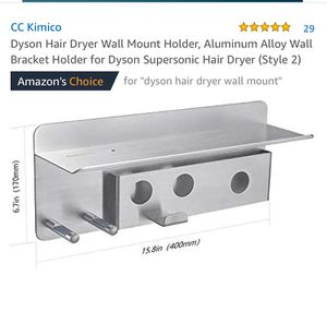 Dyson Dryer Holder for Sale in New Albany, IN