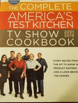 NEW The Complete America's Test Kitchen TV Show Cookbook for Sale in San Diego,  CA