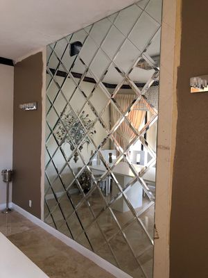 Mirror wall for Sale in West Park, FL