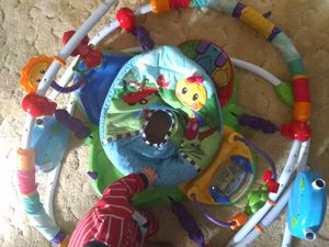 Free baby activity center for Sale in Montesano, WA