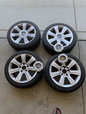 "BMW E46 Style 96 17"" Wheels for Sale in San Bernardino, CA"