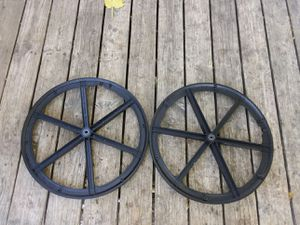 """Pair of 24"""" rims, tri-cycle, trike rims. for Sale in Pittsburg, CA"""