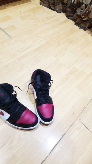 Jordan 1 size 13 only 4 time worn for Sale in Beaumont, TX