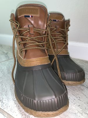 Tommy Hilfiger Men's Casey Rain Boots for Sale in Clermont, FL
