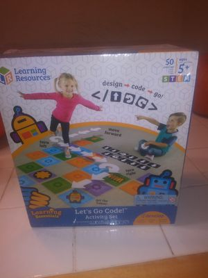 Learning Coding game for kids for Sale in San Antonio, TX