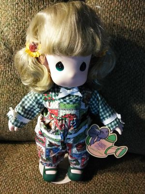 Sunny, September, Where friendship Blooms Forever/Precious Moments doll for Sale in White Oak, PA