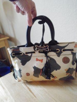 Rare Vintage Dooney and Bourke Scottish Hobo bag for Sale in Dallas, TX