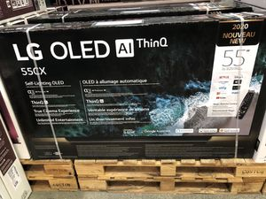 LG 55 inch OLED Cx 2020 model 4K TV Oled55Cx for Sale in El Monte, CA