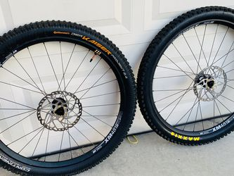 Wheelset 27.5 with tires for Sale in Roseville,  CA