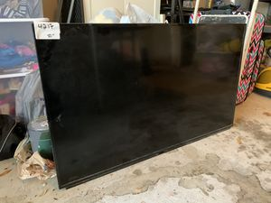 """50"""" Sharp TV with wall mount for Sale in Spring, TX"""