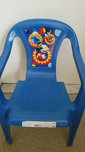 Disney Mickey Mouse kids chair for Sale in Troy, MI