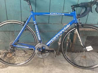 Cannondale CAAD9 Road bike! Aluminum! 20 Speed! Shimano 105! 56cm for Sale in Los Angeles,  CA