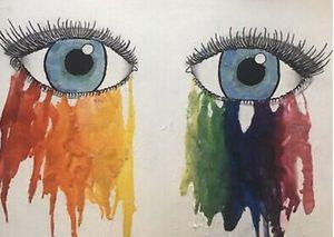 Eye painting for Sale in Aldie, VA