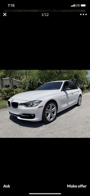 BMW 335 i sport package Fully loaded for Sale in Cuyahoga Heights, OH