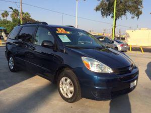 2005 Toyota Sienna for Sale in La Puente, CA