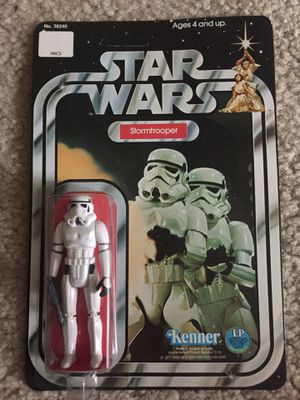 Star Wars Stormtrooper 1977 for Sale in Puyallup, WA