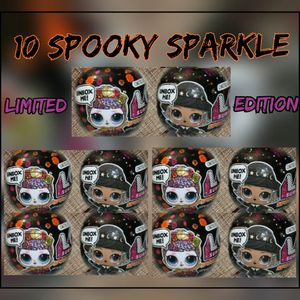10 Lol spooky sparkle for Sale in INVER GROVE, MN
