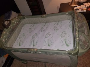 Cargo baby crib and playard for Sale in Sudley Springs, VA