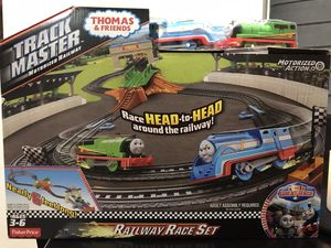 Thomas & Friends Track Master Railway Race Set for Sale in Englewood Cliffs, NJ