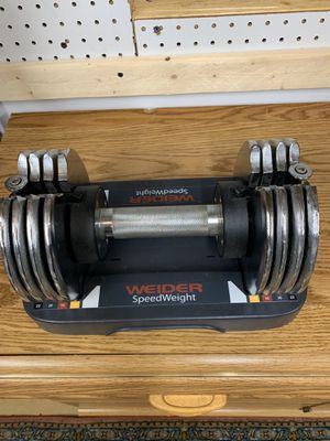 Weirder speed weights for Sale in New Port Richey, FL