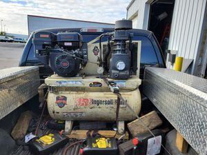 Ingersoll rand air compressor for Sale in Jessup, MD